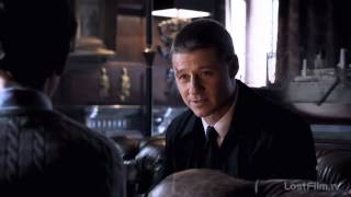 Готэм / Gotham (1 сезон) - Русский Трейлер (LostFilm) [HD]