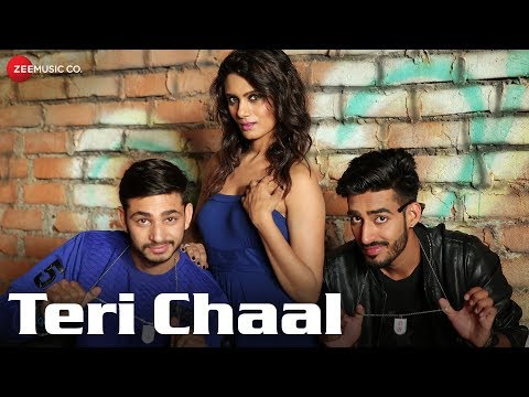 Teri Chaal -  Music Video | SR Star | Love B