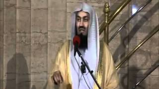 Mufti Menk Stories of the Prophets Day 29
