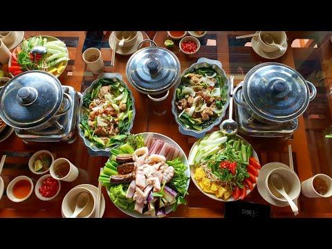 Food For Good Eps 167: Sẽ nhớ mãi bữa cơm trưa đặc trưng An Giang tại resort Sang Như Ngọc Tịnh Biên - Thời lượng: 24:38.