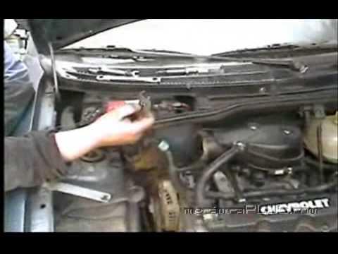 Cambio Banda De Distribución GM Chevy 1.4 L. - Herramientas - www ...