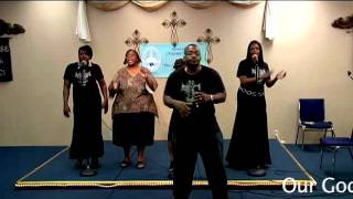 Best Of The Blessed - Deacon Gary Walters Awesome God