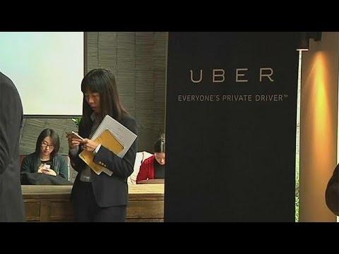Στρατηγική ήττα της Uber στην Κίνα – economy