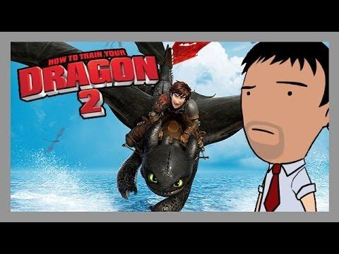 How to Train Your Dragon 2/Как приручить дракона 2 (2014)