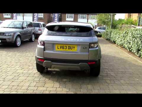 Beadles Orkney Grey 2013 Land Rover Range Rover Evoque Pure Tech 2.2l