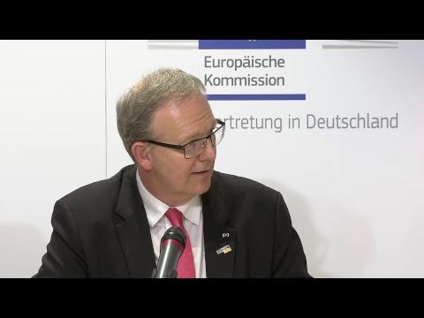 LIVE: Artikel 13: Voss, Reda, Wölken, Trüpel zur Urheberrechtsreform