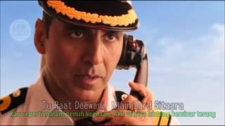 Tere Sang Yaara | Ost  Rustom, Akshay Kumar & Ileana D'cruz,  Atif Aslam | Subtitle Bahasa Indonesia