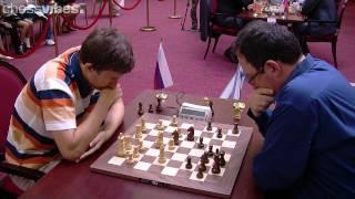 Karjakin-Gelfand, World Blitz Championship 2012