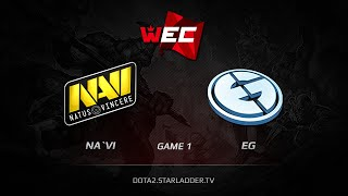 Na'Vi vs Evil Genuises, game 1