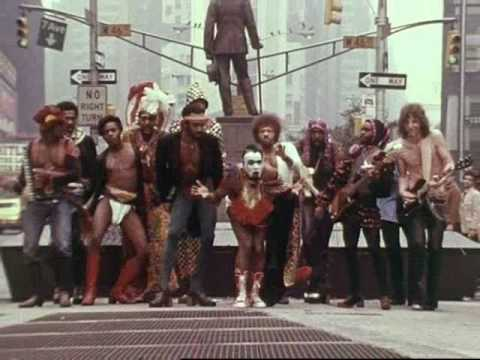 Funkadelic - Cosmic Slop Live 1973 online metal music video by FUNKADELIC