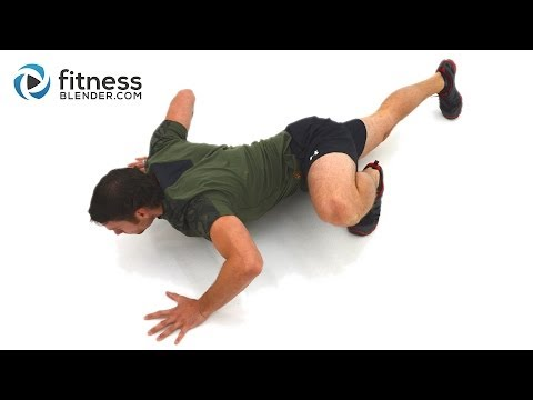 Brutal Anaerobic Threshold HIIT – Fat Burning HIIT Cardio