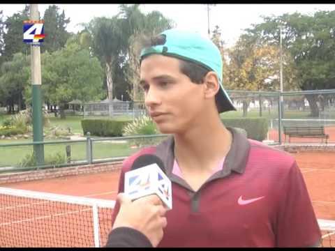 Uruguay al Mundial de Tenis sub 14 de la mano de tenistas sanduceros