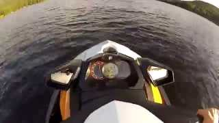 10. 2013 Sea-Doo GTR 215 0-60mph