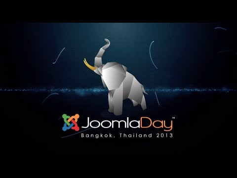 Video of Joomla Day Bangkok
