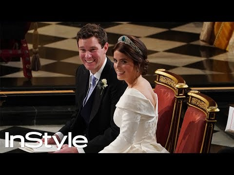 Princess Eugenie And Jack Brooksbank Wedding Highlights | InStyle