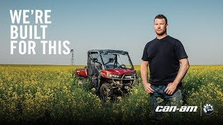 10. Can-Am Defender - We're Built For This