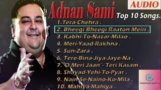 Video Top 10 Best Adnan sami Hit songs | Adnan Sami Album Songs | download in MP3, 3GP, MP4, WEBM, AVI, FLV January 2017
