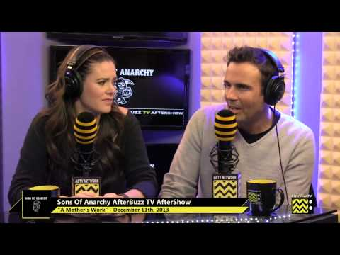 """Sons of Anarchy After Show Season 6 Episode 13 """"A Mother's Work"""" 