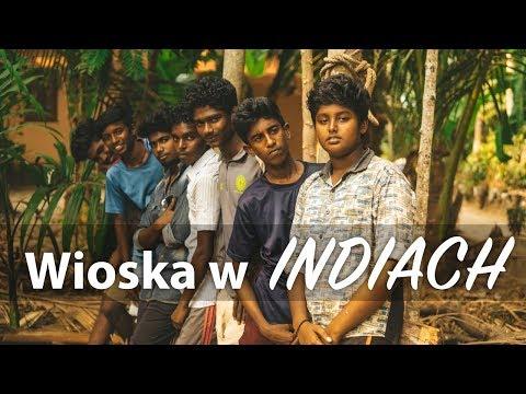 Jak wygląda wioska w Indiach w Kerala? - Kerala #3