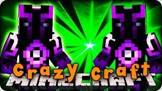 Minecraft Mods - CRAZY CRAFT 2.0 - Ep # 21 'ENDER WARRIORS&RAY GUNS!!'