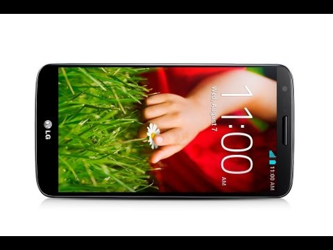 "LG G2 - prezentacja ""Now It's All Possible"""