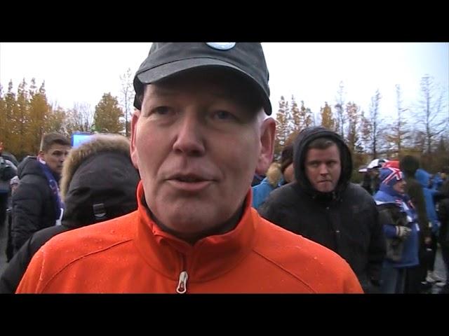Tengdapabbi Hannesar: Vinnum þennan leik með glæsibrag