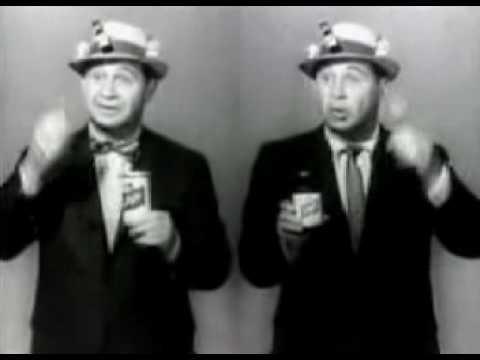 Vintage Commercial - Schlitz Beer, Pop Top Bottles & Cans - 1963