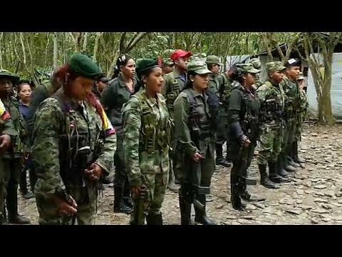 Κολομβία: Παράταση στη διορία για αφοπλισμό των ανταρτών