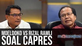 Video Jokowi atau Prabowo: Moeldoko vs Rizal Ramli Soal Capres (Part 1) | Mata Najwa MP3, 3GP, MP4, WEBM, AVI, FLV Juli 2019