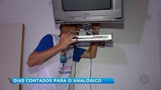 Moradores de Marília recebem instruções sobre instalação do Kit Digital