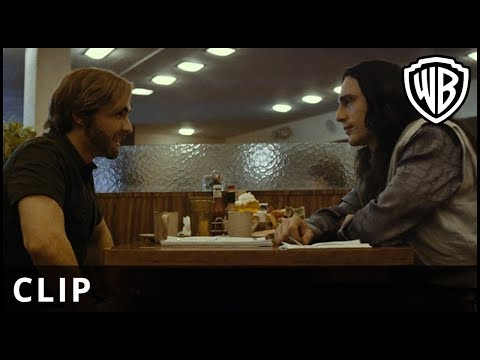 The Disaster Artist - The Room?>
