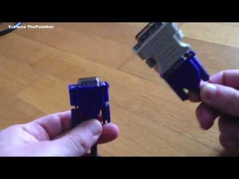 VGA to DVI Adapter [HD]