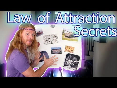 Law of Attraction Secrets - Ultra Spiritual Life Episode 153