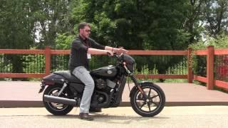10. 2015 Harley-Davidson Street 500 & 750 walkaround