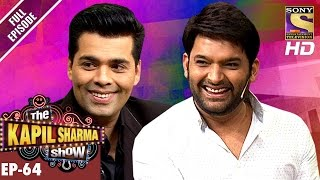 Episode 64 Karan Johar In Kapil s Show 3rd Dec 2016