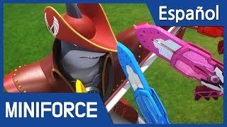 Video (Español Latino) MINIFORCE Capítulo 45 - SHAKU, EL REY PIRATA 1 MP3, 3GP, MP4, WEBM, AVI, FLV Juli 2018