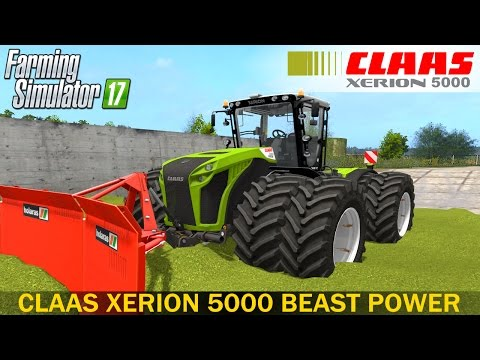 Claas Xerion 4500/5000 (2009-2013) v2.0 Final