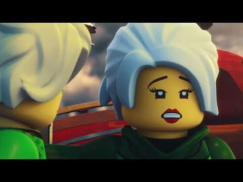 LEGO NINJAGO Season 8 - Episode 79: Dead Man's Squall
