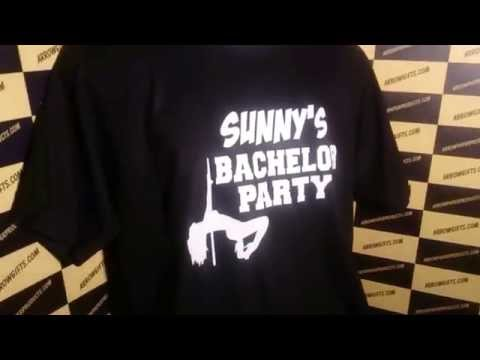 Video BACHELOR PARTY T SHIRT download in MP3, 3GP, MP4, WEBM, AVI, FLV January 2017