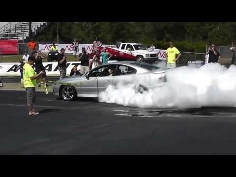 Nopi Nationals 2013 Burnout Competition GTO 5.7 LS