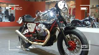 9. WATCH THIS!! The Real Retro Racer, Moto Guzzi V7 Racer Full Specification Reviews
