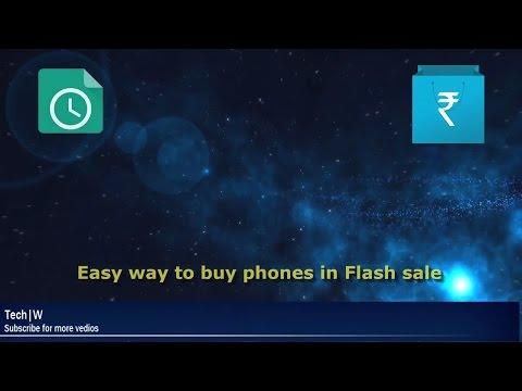 , title : 'Easy way to buy phones in Flash sale'