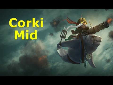 Season 6/Masters, Corki Mid, Full Game Commentary!