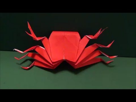 Sea Life Tutorial - 013 -- Crab