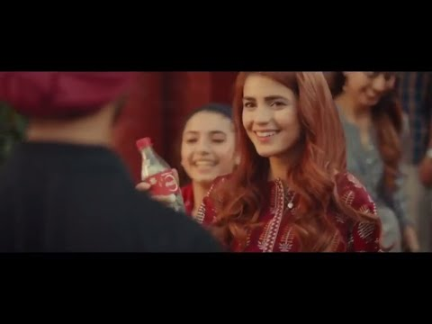 Ramadan Coke Ad 2018 - Lab pe ati hae - Bottle of change | Edhi# | Coca Cola (видео)