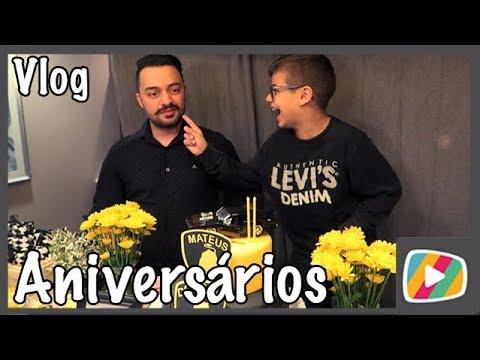 Msg de aniversário - A nova dupla, Douglas e Matheus - DbTv #952
