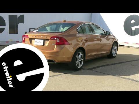 etrailer | Trailer Hitch Installation - 2014 Volvo S60