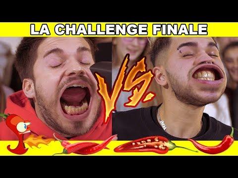 MATT VS BISE - La Challenge Finale | CHI PERDE LASCIA YOUTUBE !