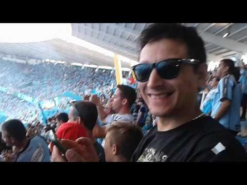 El mejor recibimiento de argentina - Los Piratas Celestes de Alberdi - Belgrano
