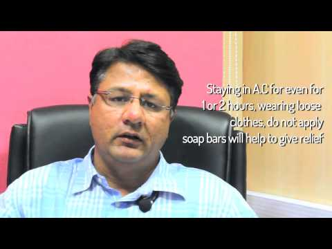 Get Rid of Prickly Heat, Prickly Heat Rash Causes and Symptoms, Dr Rishi   Parashar